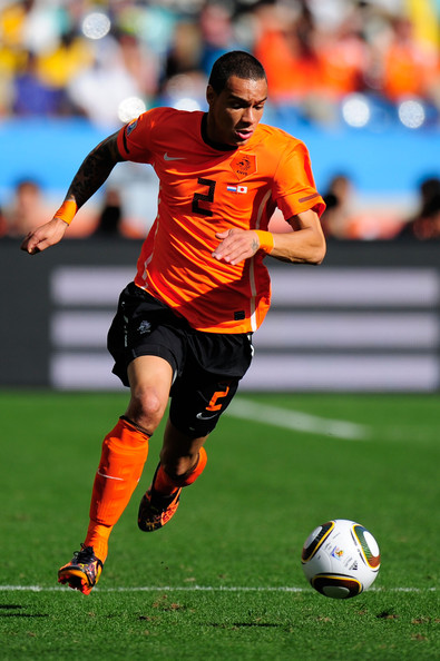Gregory van der Wiel - Dutch National Team