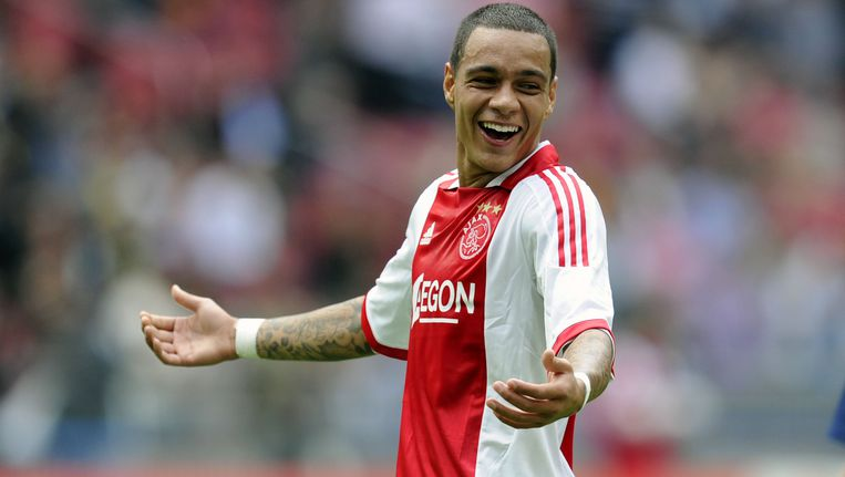 Gregory van der Wiel - Throwback to Ajax Amsterdam