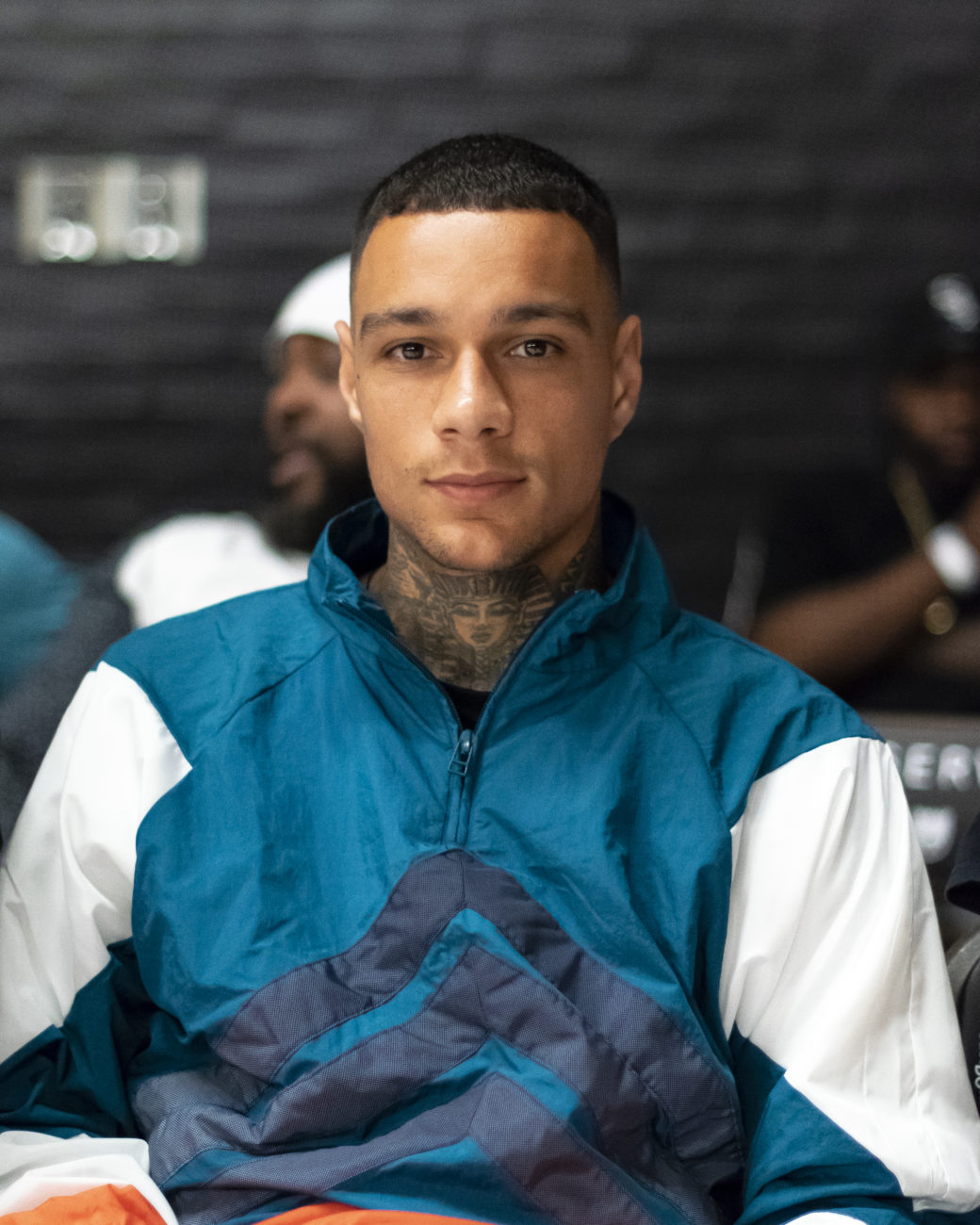 Gregory van der Wiel - Crown League headshot