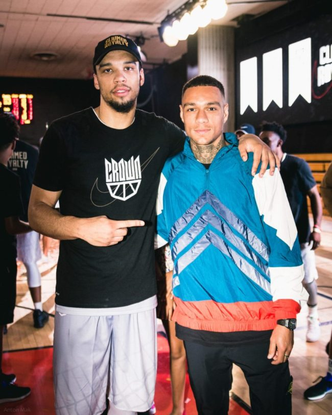 Gregory van der Wiel & Dillon - Crown League