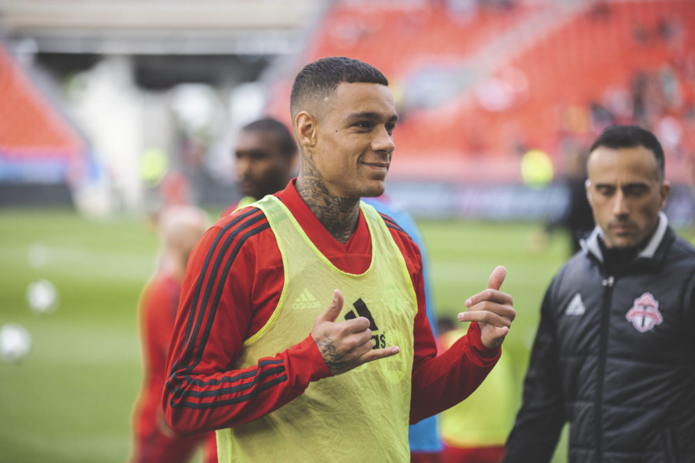Gregory van der Wiel - Rock on